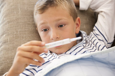 Wie man erwachsenes Fieber bricht