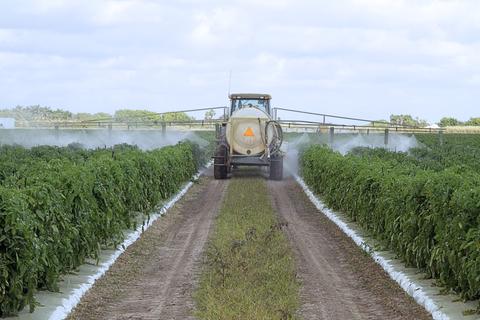 Umweltgifte - Pestizide