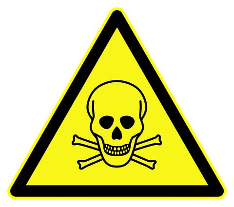 toxische Wirkung der toten Zähne