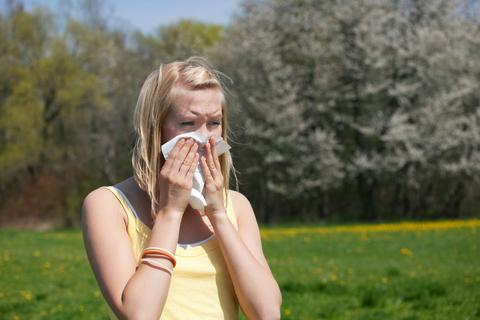 symptome allergische reaktion
