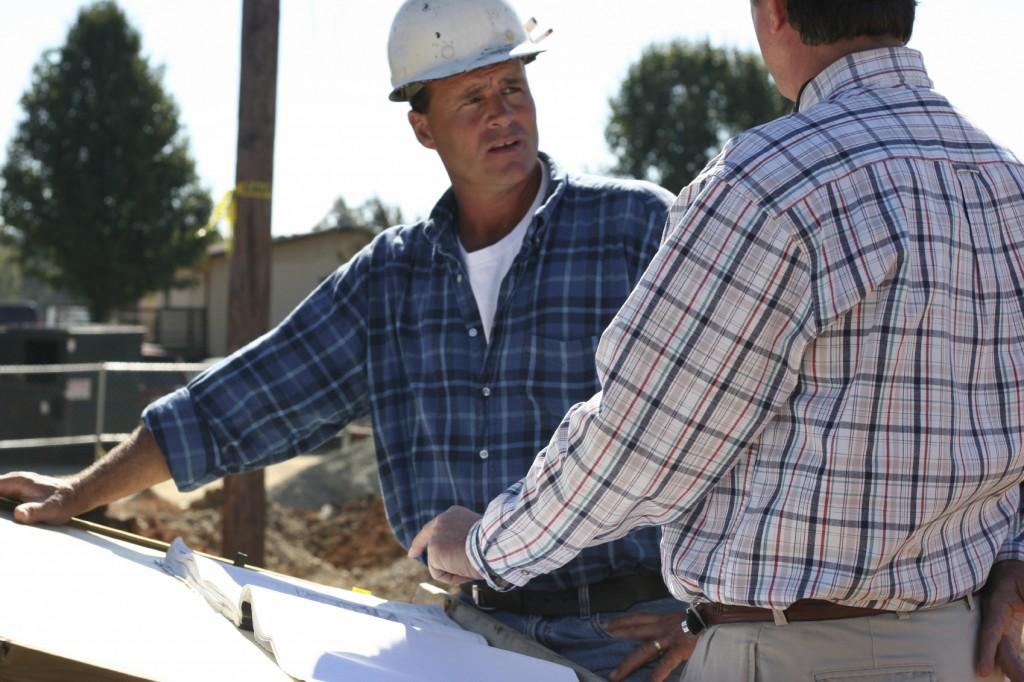 Beratung für Einsatz von Baustahl