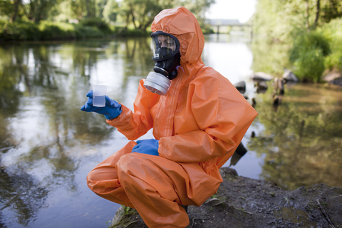 Schwermetalle im Abwasser