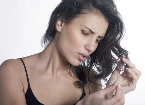 symptome bruchige haare