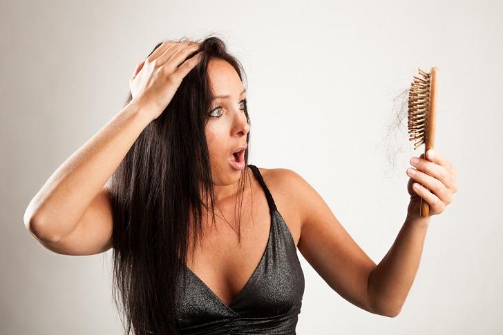 Wechseljahre Haarausfall